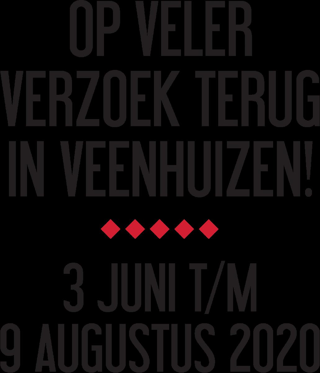 Op veler verzoek terug in Veenhuizen